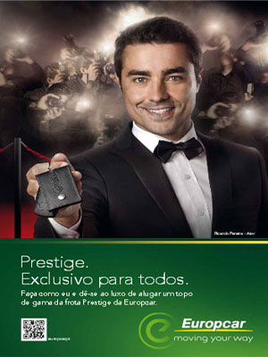 ricardo pereira d a cara pela frota prestige da europcar op o turismo. Black Bedroom Furniture Sets. Home Design Ideas