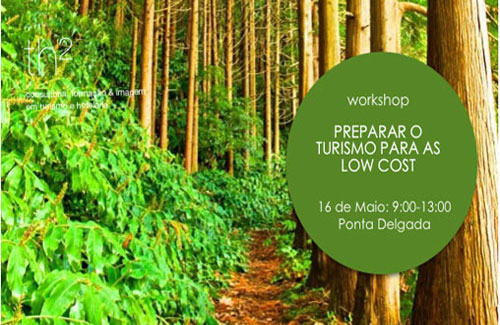 Workshop Preparar o Turismo para as Low Cost