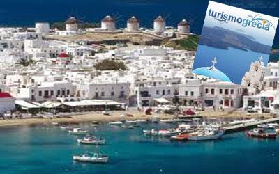 Turismo grego com novo recorde