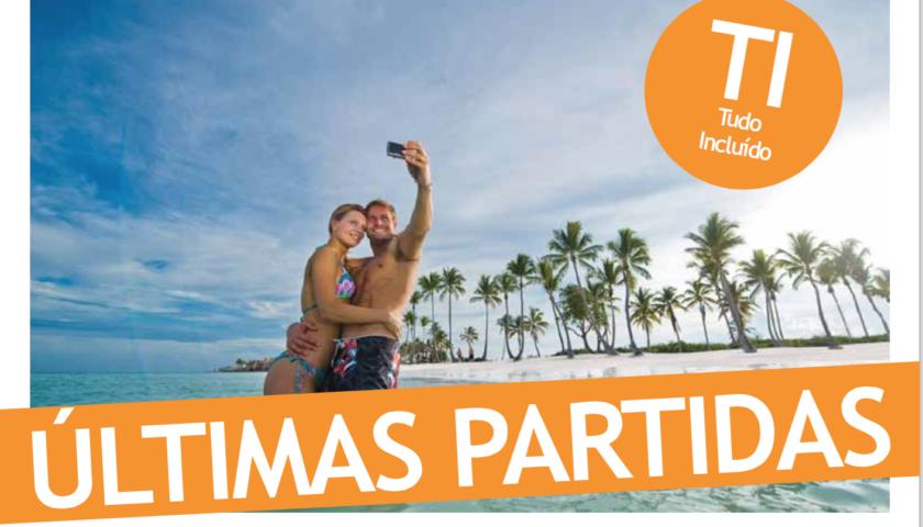 Sonhando com últimas partidas para Punta Cana
