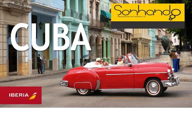 Inverno e Primavera em Cuba com a Sonhando