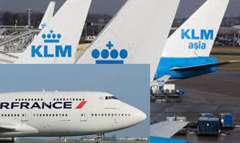 Air France-KLM aumentam operação de/para Portugal