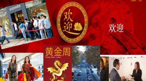 Gastos de turistas chineses no exterior aumentam em 2016