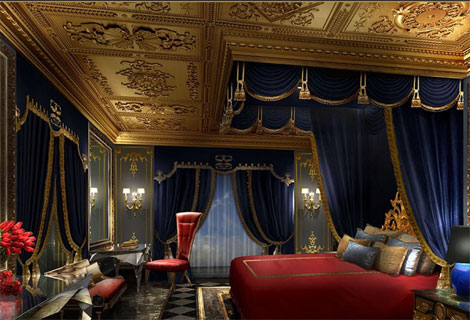 The world 39 s most luxurious hotel in macau op o turismo for Most expensive hotel in macau