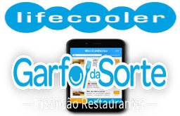 """Lifecooler inova com """"Garfo da Sorte"""""""