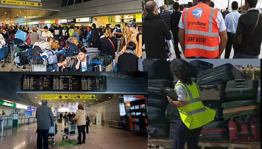 Soltrópico alerta para a greve de segurança aeroportuária