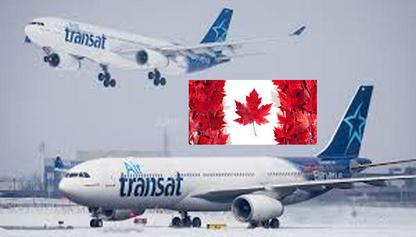 Air Transat comemora o 30º aniversário