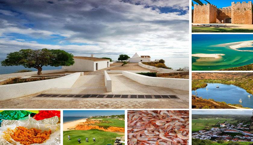 Algarve mostra-se em França