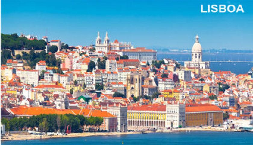 Lisboa foi o destino favorito dos europeus em 2017