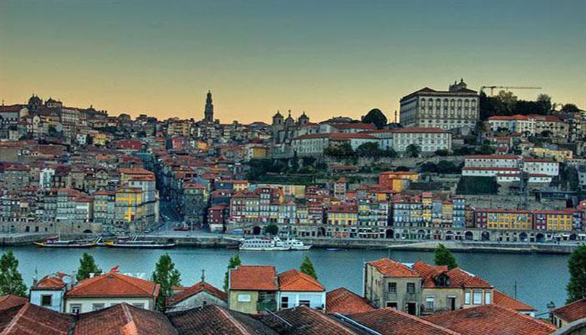 Porto: Destino europeu que mais vai crescer em receita hoteleira até 2018