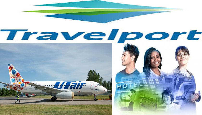 Travelport anuncia um acordo com a UTair Aviation