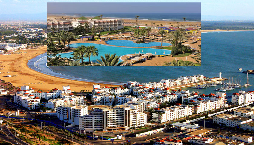 Viajar Tours propõe férias em Agadir
