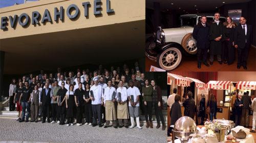 Évora Hotel comemora 25º aniversário