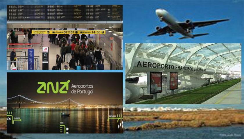 2016 – Um ano em cheio para os aeroportos portugueses
