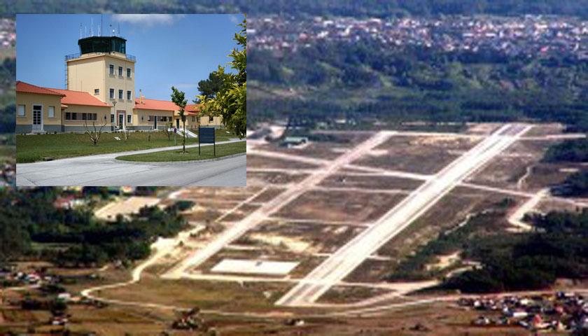 Turismo do Centro quer novo aeroporto em Monte Real