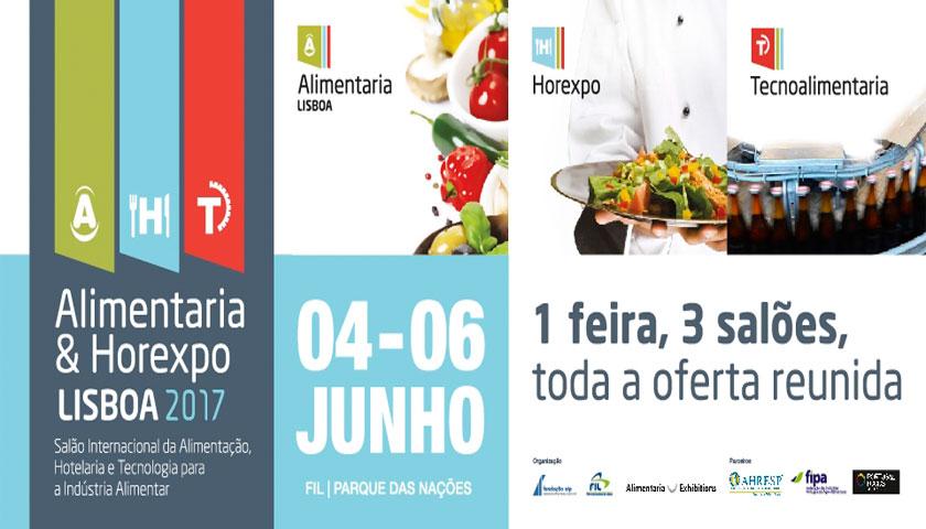 Alimentaria & Horexpo Lisboa com novo posicionamento