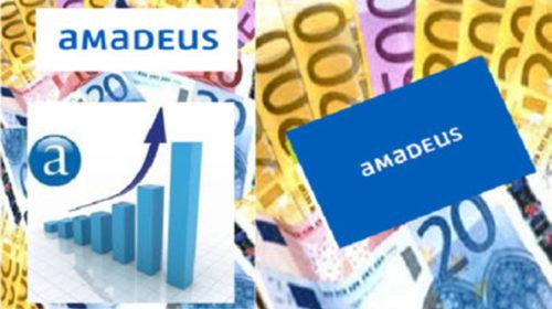 Amadeus acelerou crescimento dos seus lucros