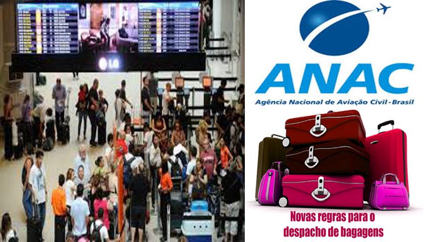 Brasil tem novas regras nas passagens aéreas