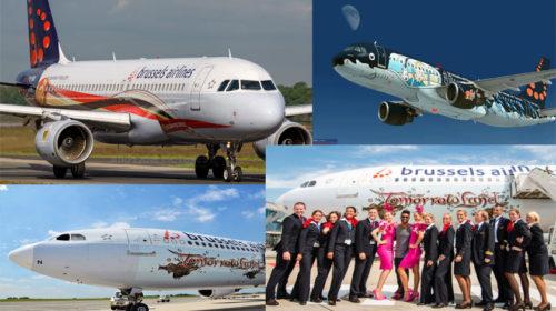 Brussels Airlines celebra o seu 15º aniversário