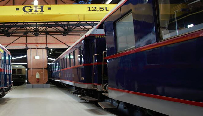 Comboio presidencial leva estrelas Michelin