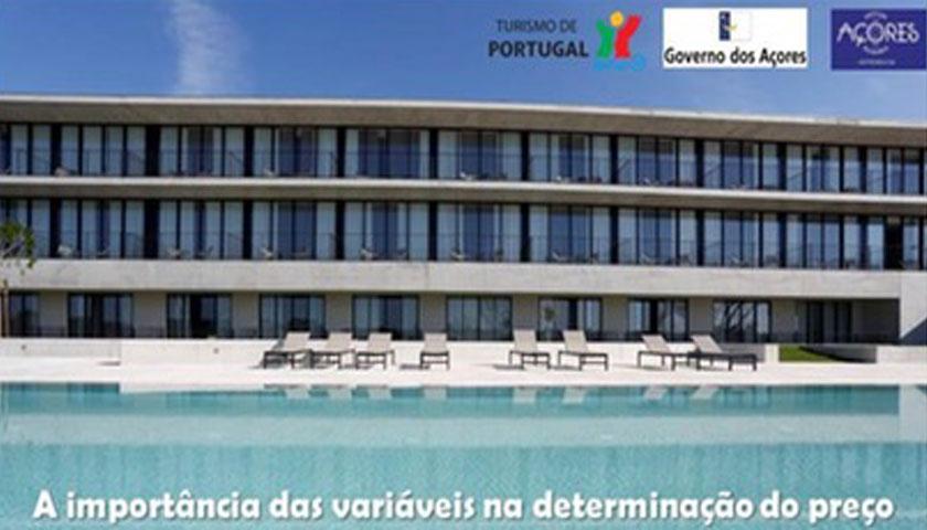"""Workshop """"Como gerir melhor o preço do meu hotel"""" nos Açores"""