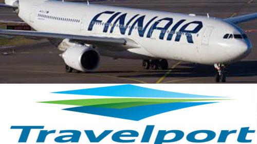 Travelport renova acordo com a Finnair
