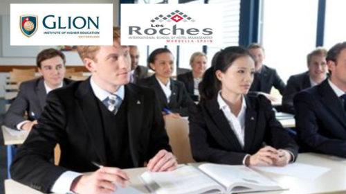 Glion e Les Roches procuram talentos portugueses