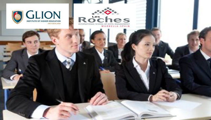 Les Roches & Glion organizam roadshow em Portugal