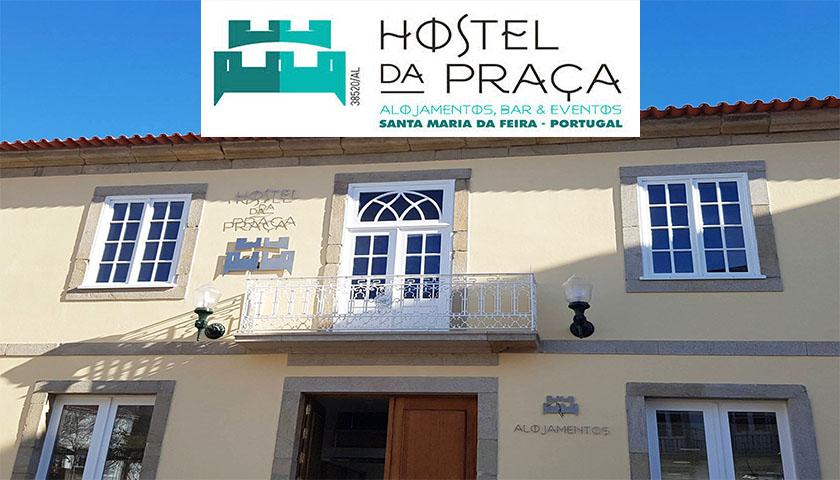 Hostel da Praça abre em Santa Maria da Feira