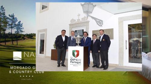 Open de Portugal regressa ao Morgado Golf Resort