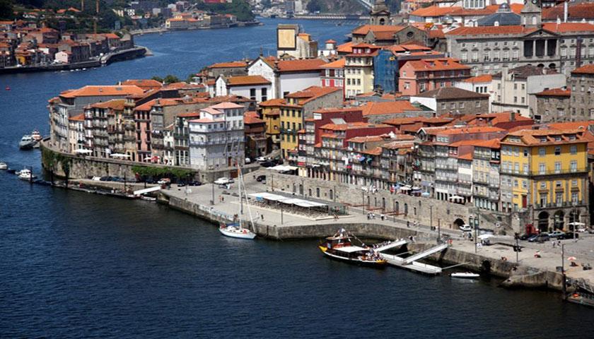Porto é a cidade europeia com maior crescimento de receitas turísticas