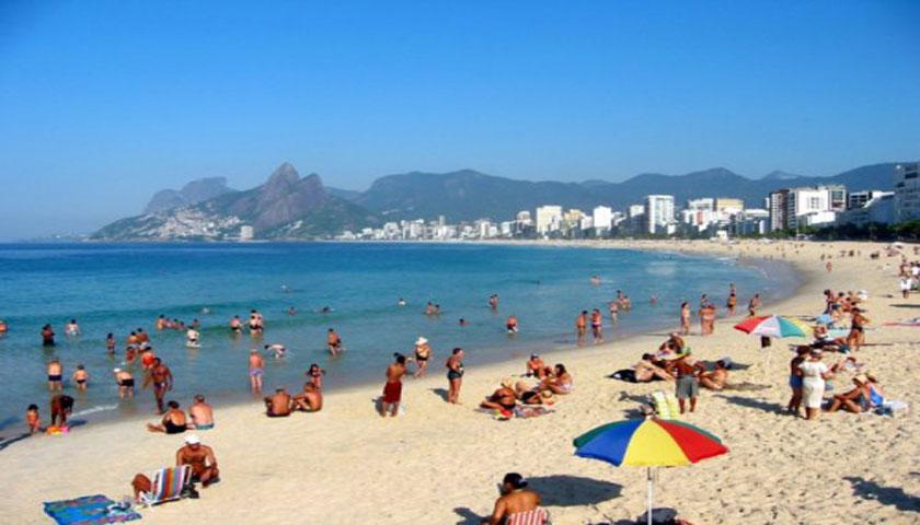 Portugueses procuram mais o sol e praia no Brasil