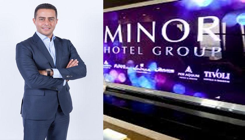 Minor Hotels nomeia Ramzy Fenianos Vice-Presidente de Desenvolvimento