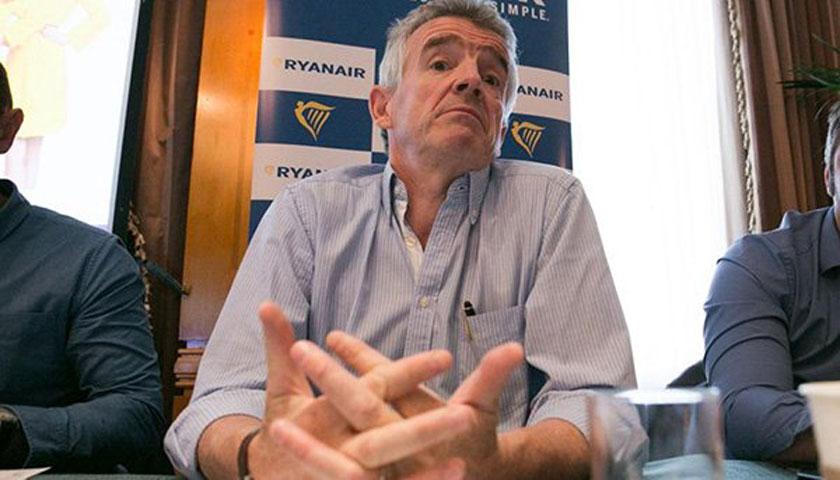 Ryanair lança multiseguros low cost