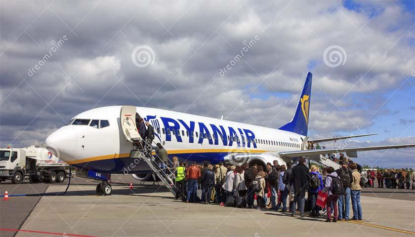 Ryanair apresentou o calendário de inverno Faro 2017