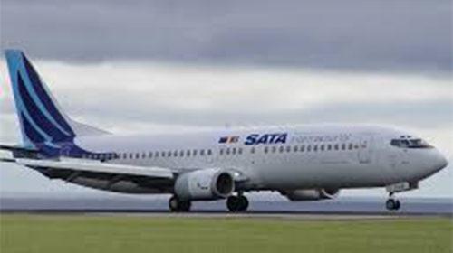 SATA: 11 mil passageiros em sete meses entre Açores e Cabo Verde