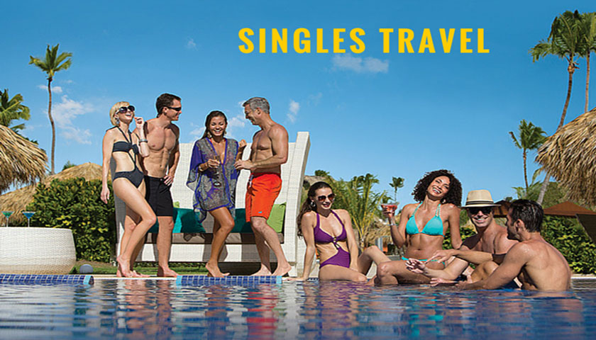 Group vacations for singles