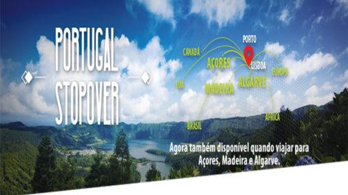 TAP: Portugal Stopover promove turismo em Portugal