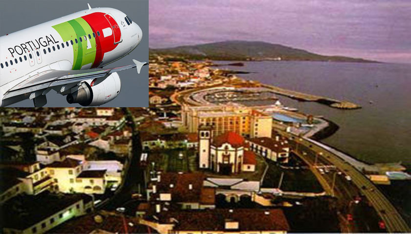 TAP lança novo voo para Ponta Delgada