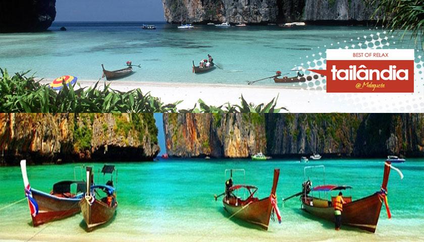 Turismo português cresceu para a Tailândia