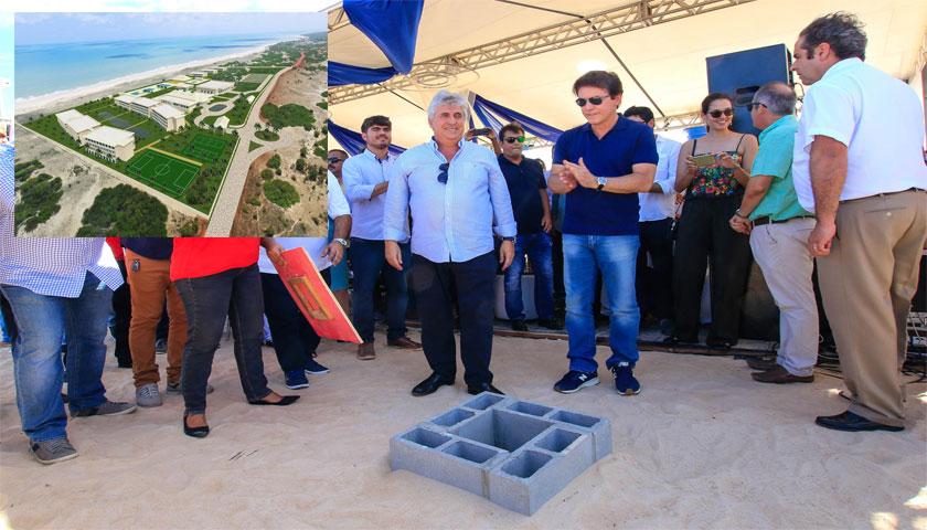 Vila Galé Touros inicia construção