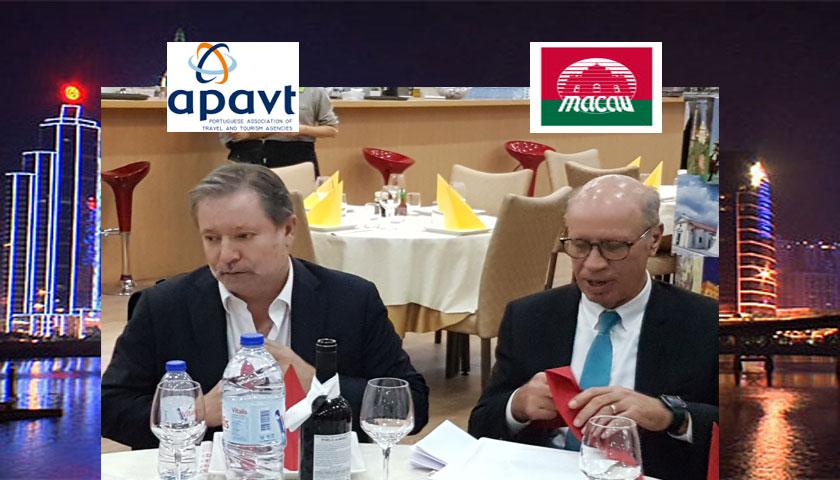 Macau acolhe congresso da APAVT de 23 a 27 de novembro