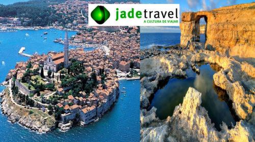 Jade Travel com voos especiais de Verão para Malta e Croácia
