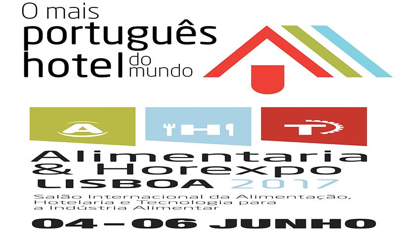 """""""O Mais Português Hotel do Mundo"""" na Alimentaria & Horexpo"""