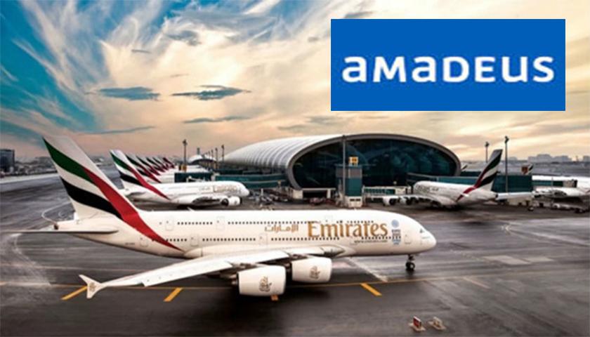 Branded fares da Emirates na Amadeus