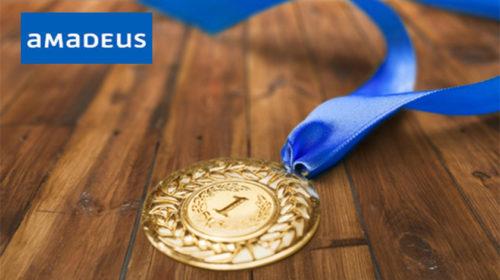Amadeus B2B Wallet ganha prémio de inovação