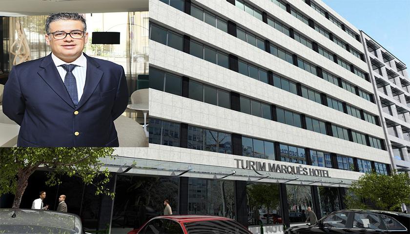 Turim Marquês já tem director geral