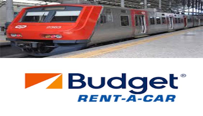 Budget assina parceria com Comboios de Portugal