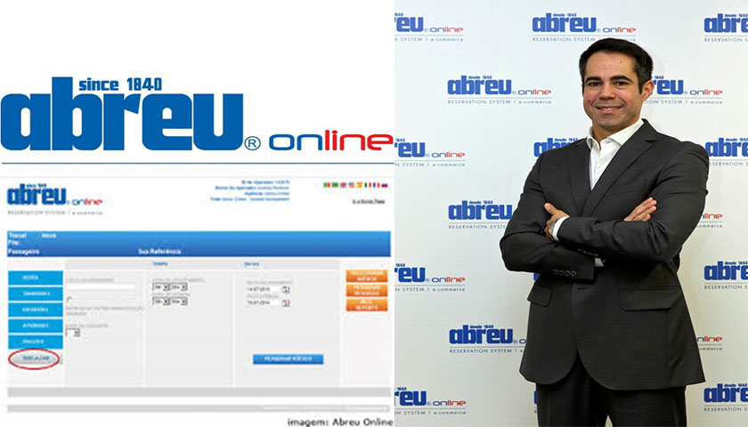 Diogo Julião é managing director da Abreu online