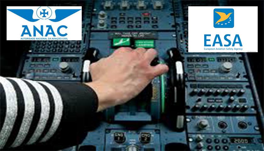 EASA reduz número de inspectores da ANAC